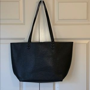 BCBG Leather Tote